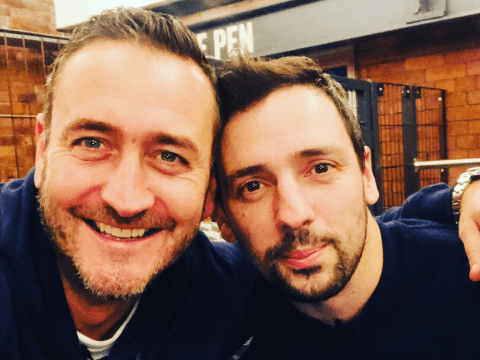 Will Mellor and Ralf Little reunite as they tease 'new project' and fans hope it's Two Pints Of Lager And A Packet Of Crisps