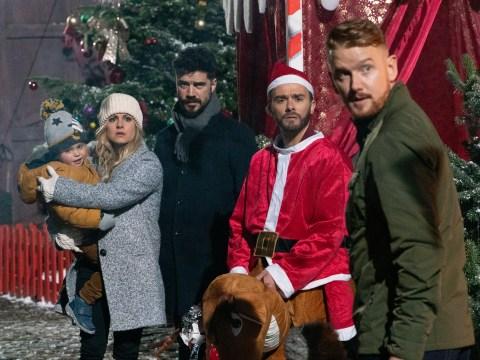 Who is leaving Coronation Street this Christmas?