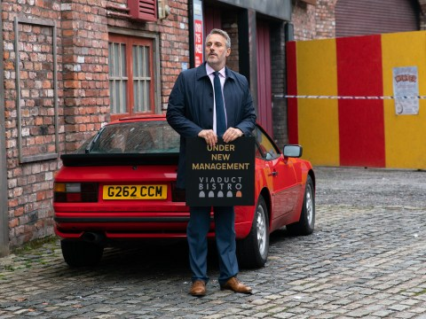Coronation Street spoilers: Ray Crosby takes centre stage in explosive 60th anniversary