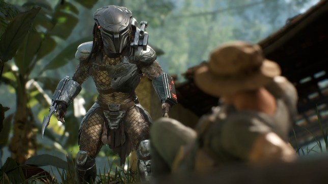 Predator: Hunting Grounds screenshot