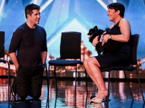 Britain's Got Talent star Princess the hypnodog – who tried to hypnotise Simon Cowell – is a fake, owner reveals