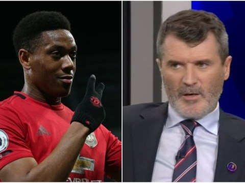 Roy Keane suggests Manchester United should sell Anthony Martial after their victory over Man City