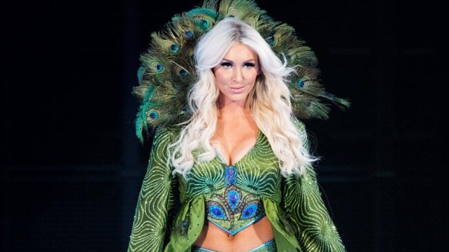 Charlotte Flair makes WWE entrance
