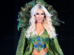 WWE's Charlotte Flair 'never' set out to honour the family legacy