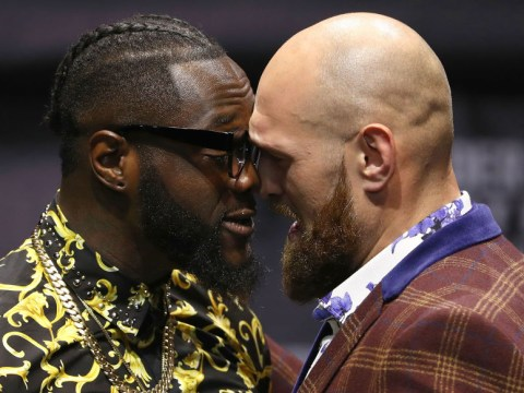 Tyson Fury confirms date set for Deontay Wilder rematch