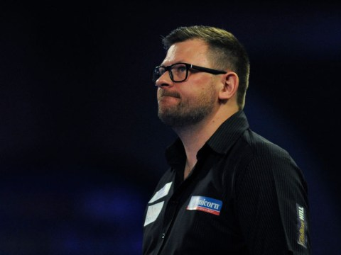 James Wade is treading his own path back to the top of darts