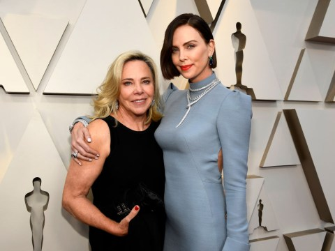 Charlize Theron 'not ashamed' as she describes night her mum killed her dad