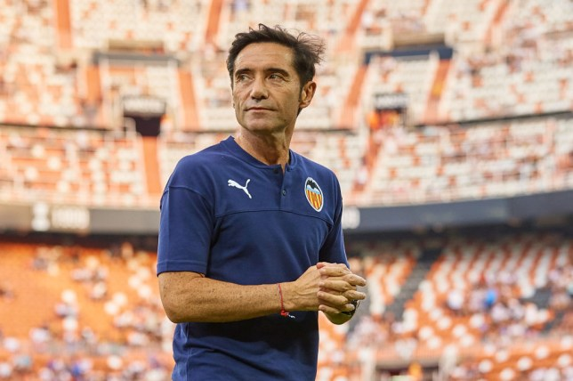 Arsenal have made contact with former Valencia coach Marcelino