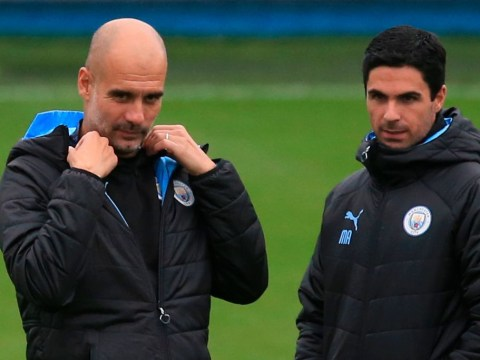 Pep Guardiola lines up Mikel Arteta replacement amid Arsenal speculation