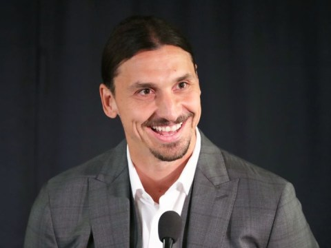AC Milan confirm return of Zlatan Ibrahimovic seven years after leaving the club