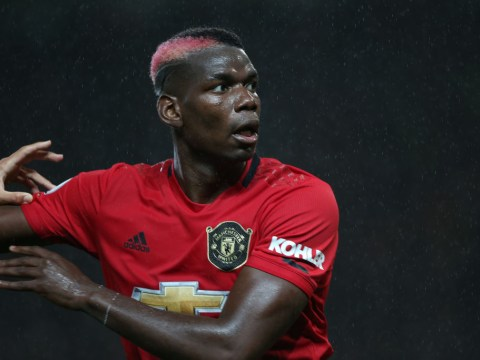 Manchester United chiefs send message to Paul Pogba over January transfer
