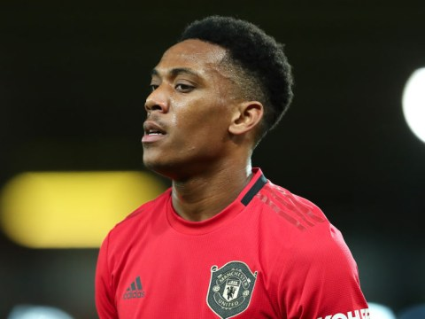 Ole Gunnar Solskjaer unsure if Anthony Martial will return in time for Manchester City clash