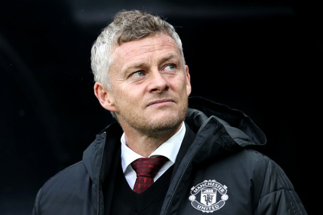 Ole Gunnar Solskjaer retains the backing of his squad