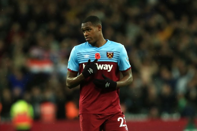 Issa Diop is a target for Tottenham