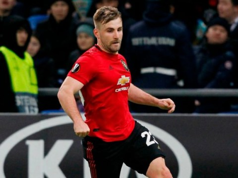 Manchester United star Luke Shaw 'ready' for Premier League return against Aston Villa, says Ole Gunnar Solskjaer