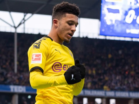 Chelsea confident they will beat Manchester United to Jadon Sancho transfer