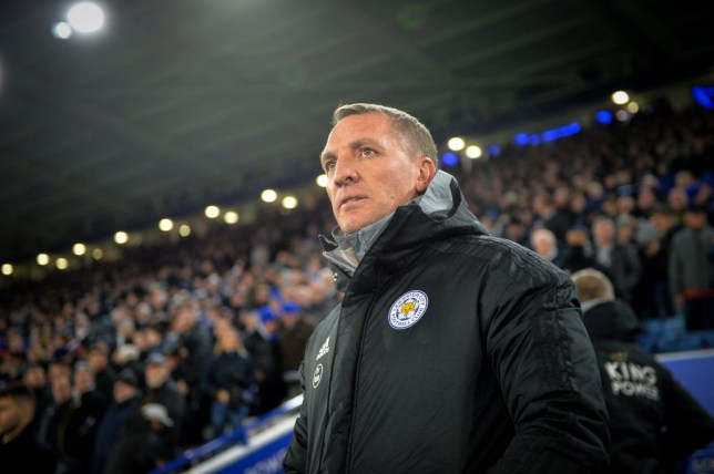 Paul Merson has urged Leicester City boss Brendan Rodgers to join Arsenal