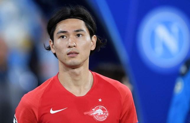 Jurgen Klopp on Liverpool's Takumi Minamino deal
