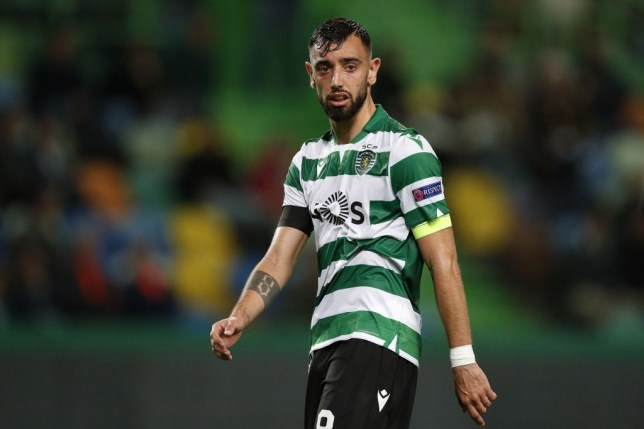 Bruno Fernandes has an £85m release clause