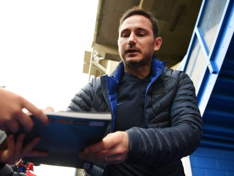Frank Lampard speaks out on Chelsea's January transfer plans after ban is reduced