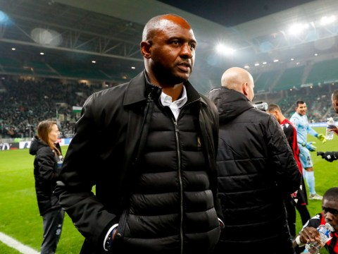 Arsenal make Patrick Vieira top managerial target to replace Unai Emery