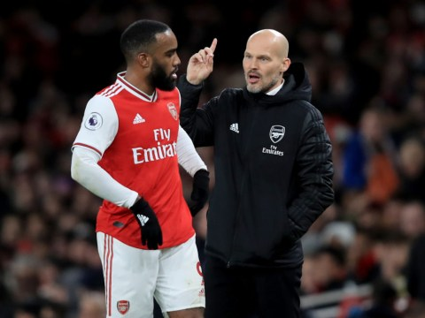 Freddie Ljungberg reveals why Martinelli, Pepe and Chambers start with Lacazette & David Luiz dropped