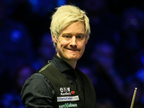 Barry Hearn admitted the £1m bonus for 147 breaks is 'damn impossible,' claims Neil Robertson