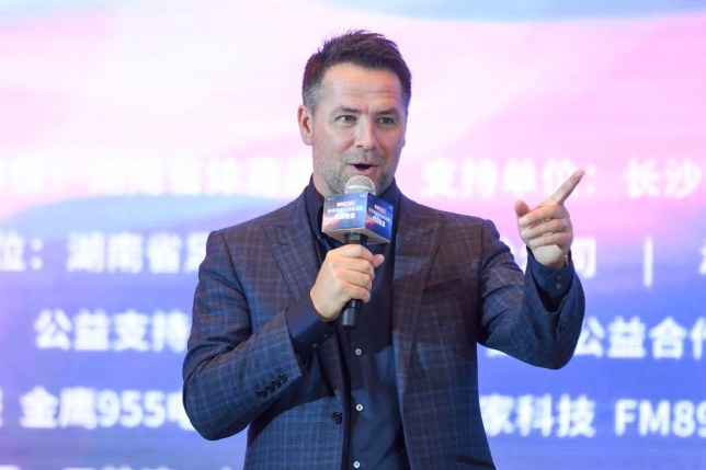Former Manchester United and Liverpool striker Michael Owen answers questions