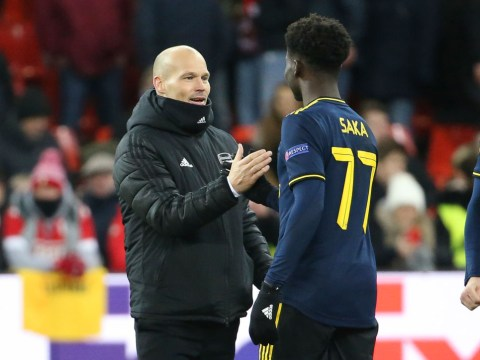 Freddie Ljungberg sounds warning over Arsenal youngsters