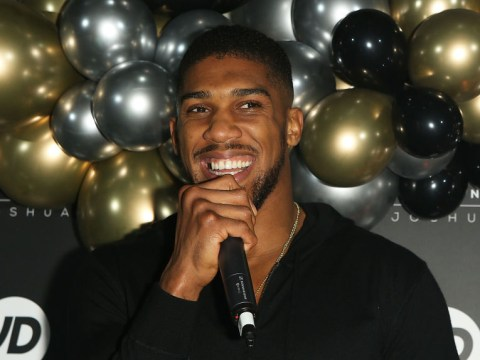 'Why did I say that?!' – Anthony Joshua clarifies comments about wanting to spar Tyson Fury