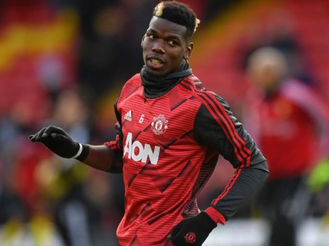 Paul Pogba in contention to start for Manchester United against Newcastle