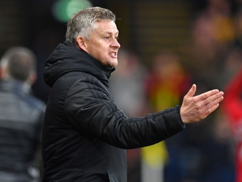 How Ole Gunnar Solskjaer reacted to Manchester United's defeat to Watford in dressing room