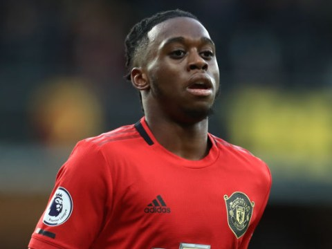 Aaron Wan-Bissaka confirms no Manchester United player has dribbled past him in training