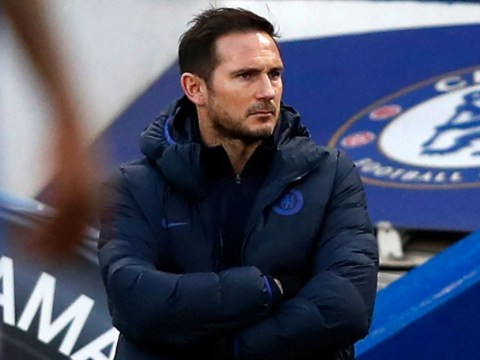 Frank Lampard gives advice to Chelsea attackers after shock Southampton defeat