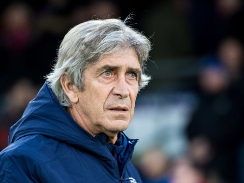 Manuel Pellegrini sacked as West Ham manager after home defeat to Leicester