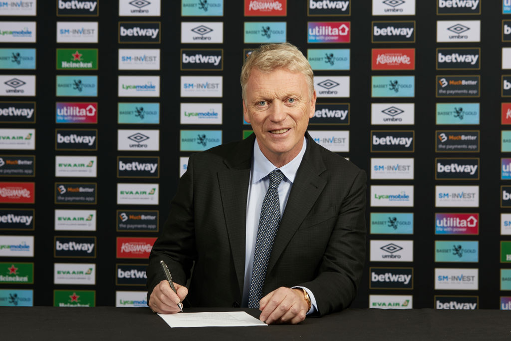 "New Manager Moyes Says He Has ""unfinished Business'' At West Ham"