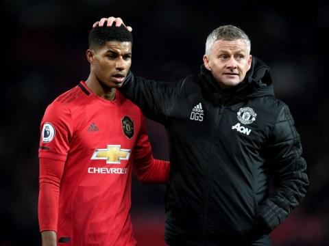 How Ole Gunnar Solskjaer motivated Marcus Rashford before Jose Mourinho's Manchester United return