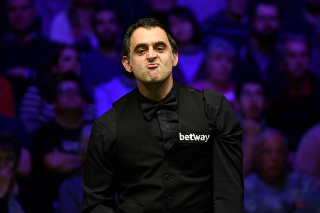 Ronnie O'Sullivan defends his carefree snooker: 'That's why we have Prada and TK Maxx'