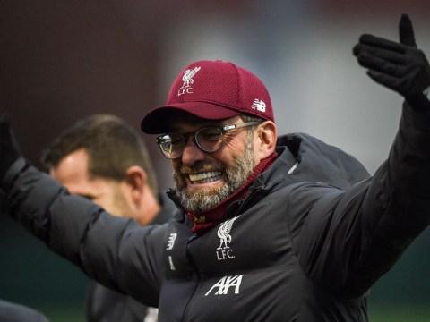 Jurgen Klopp hints at striker arrival in January window amid Liverpool injury woes