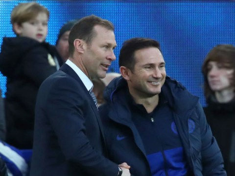 Frank Lampard reveals what he told Duncan Ferguson after Everton stun Chelsea