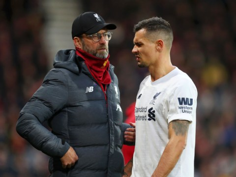 Jurgen Klopp gives injury updates on Dejan Lovren, Georginio Wijnaldum and Adam Lallana