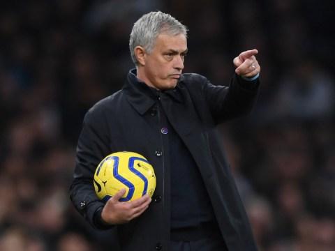 Tottenham plot January transfer move for Edin Dzeko as Jose Mourinho eyes first signing