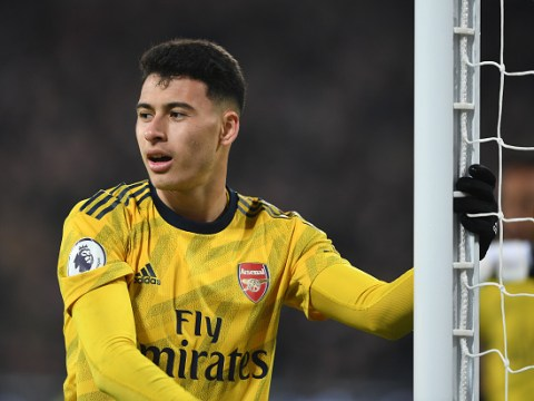 Gabriel Martinelli explains how Manchester United helped prepare him for life at Arsenal