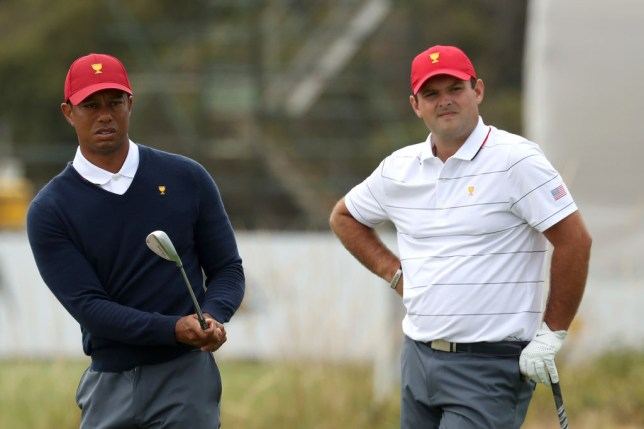 Tiger Woods will captain the US Team at this week's Presidents Cup