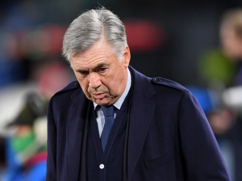 Arsenal and Everton target Carlo Ancelotti sacked as Napoli manager