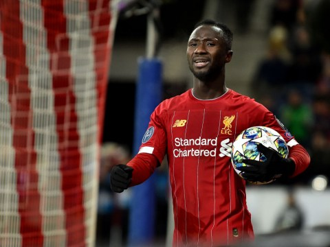 Peter Crouch hails Naby Keita's 'huge night' as he stars in Liverpool win over Red Bull Salzburg