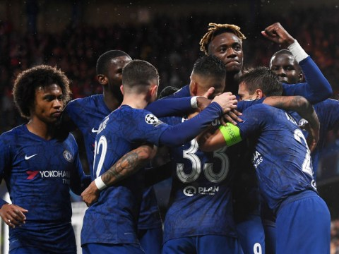 Chelsea survive late Lille scare to make Champions League last 16