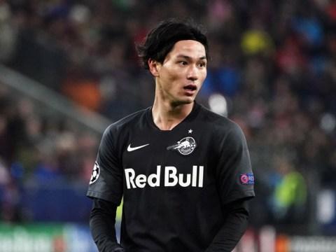Liverpool to make January transfer bid for Takumi Minamino