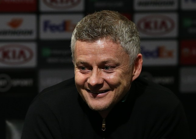 Ole Gunnar Solskjaer insists he may not sign anyone in January