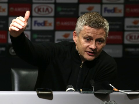 Ole Gunnar Solskjaer responds to mounting Erling Haaland transfer speculation